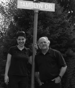 Diana and John Tamblyn